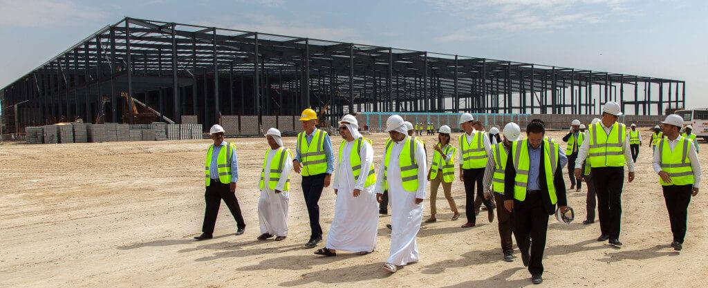Mohebi Logistics, Dubai South_Mohammed Mohebi & architects, engineers_15 March 2016 (crop)